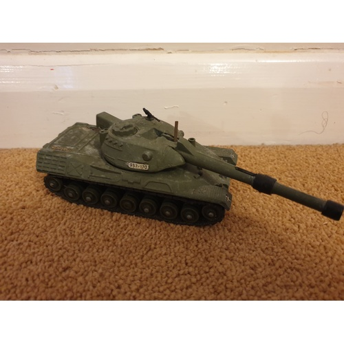 503 - Dinky German Military Leopard Tank ~ No. 692...