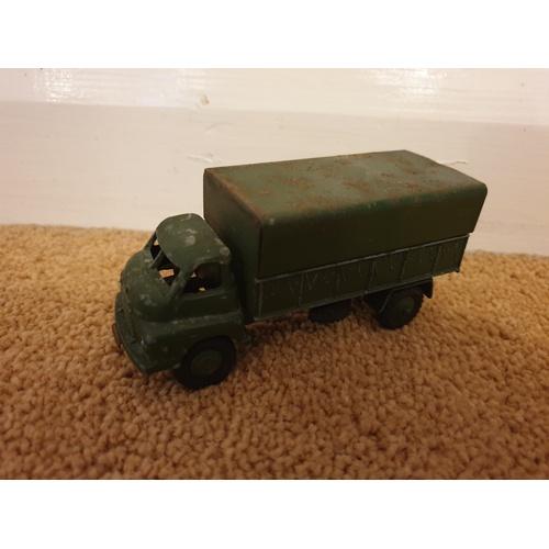 510 - Dinky Toys Bedford 3 Ton Army Wagon 621...