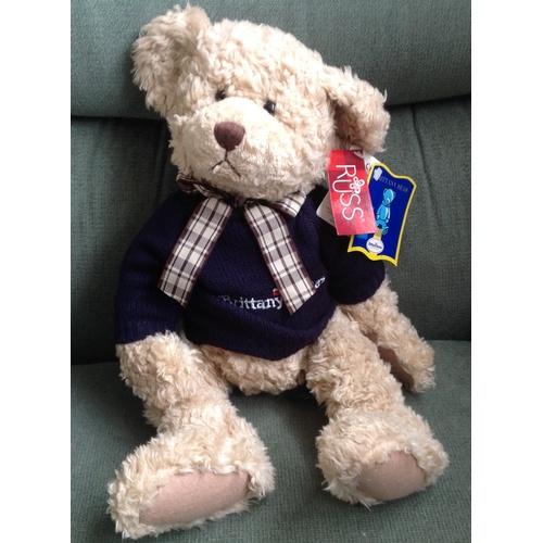 40 - BRITTANY FERRIES TEDDY 16