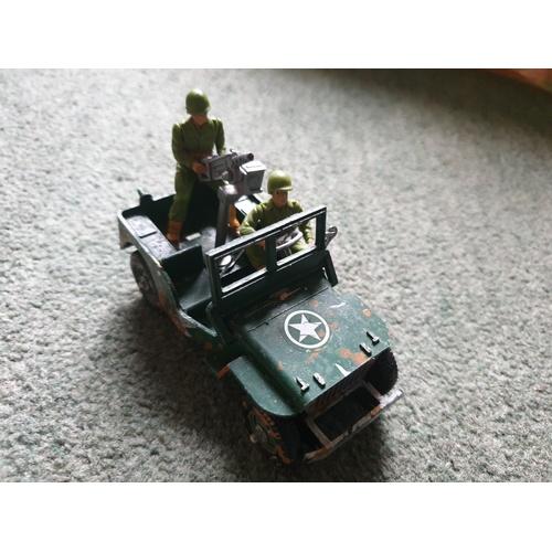 55 - Britains American Jeep...