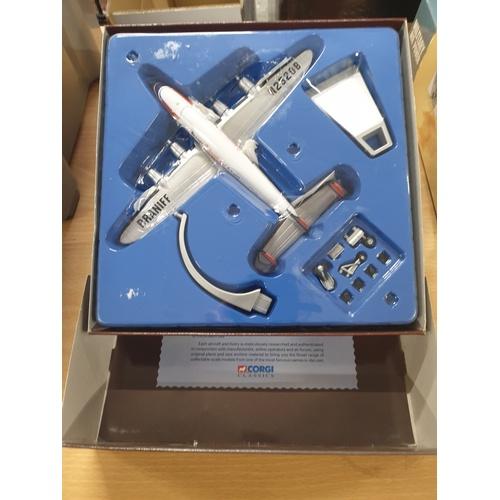 452 - Corgi Aviation Archive 1/144 Lockheed Constellation Braniff Airways, AA47505...