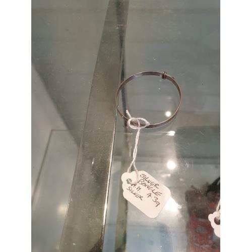 91 - 925 silver child bracelet 4g...