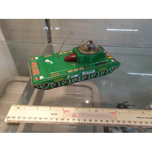 30 - Tinplate friction Tank...