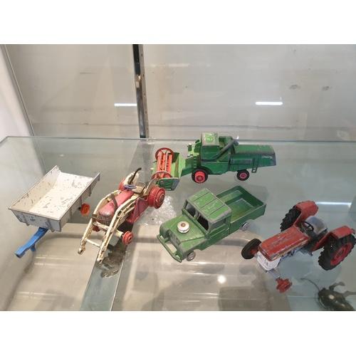 549 - Matchbox etc cars...