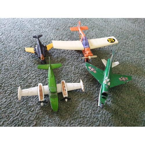 544 - Matchbox Aeroplanes...