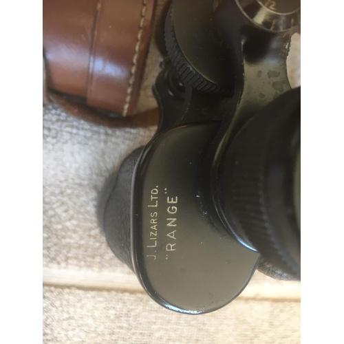 258 - Binoculars J Lizards ltd Edingburgh...