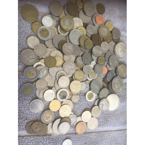 202 - Coins Foreign...
