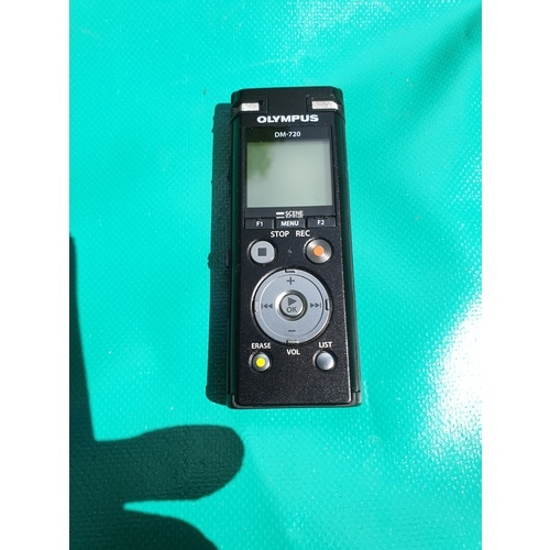 1 - Olympus DM-720 Digital Recorder...