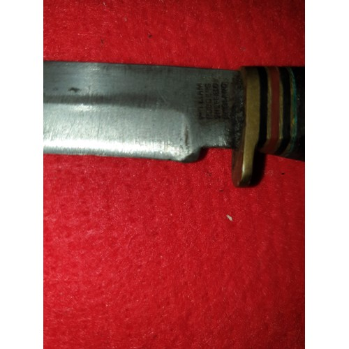 15 - Rogers scout knife...