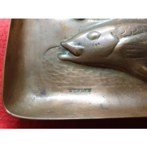 4 - Newlyn Copper tray 5
