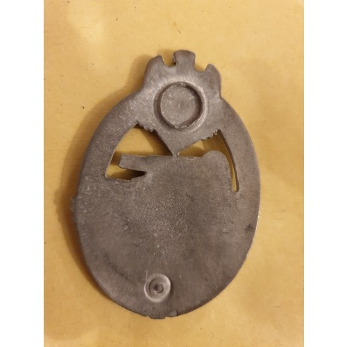 45 - German Medal...