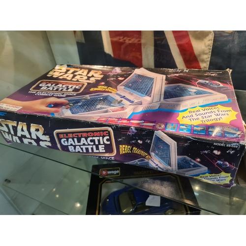 17 - star wars Electronic Galactic Battle battleships tiger 1997 Battle Ships...