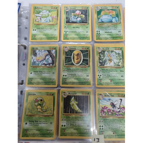 43 - Collection of Rare Pokemon cards first issues 40 pages of cards including specials...