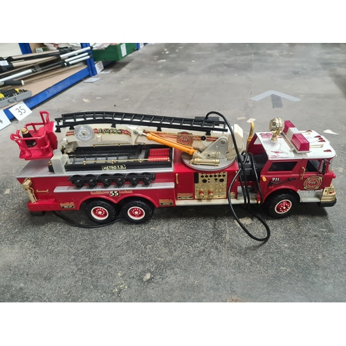 11 - Fire engine...
