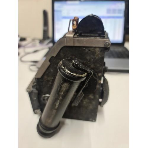 10A - MK2 bubble sextant...