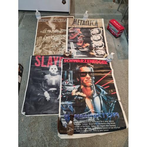 9 - Vintage posters...