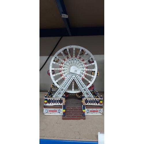 17 - Fair wheel...