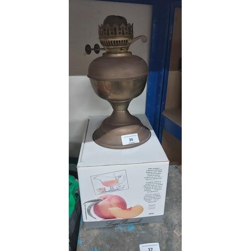 36 - lamp base & new jug...