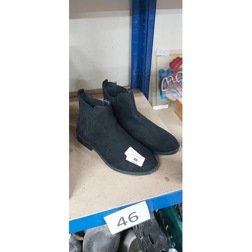 46 - New ladies boots size 3
