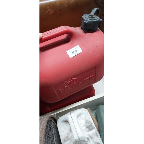 459 - 2 Fuel cans...