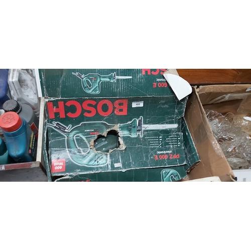 466 - Bosch Saw...