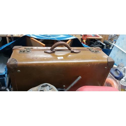 452 - 1950s 60s luggage...