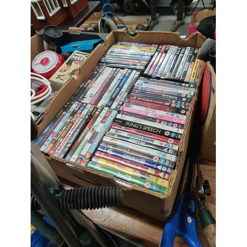 437 - DVDs...