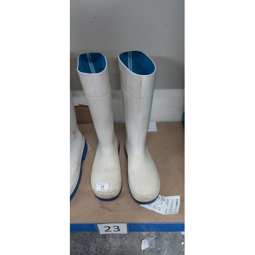 23 - safety wellies S6...