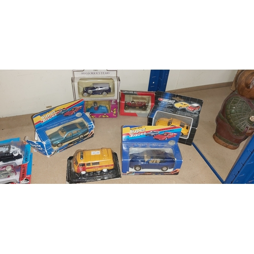 33 - 7 Boxed Model Cars