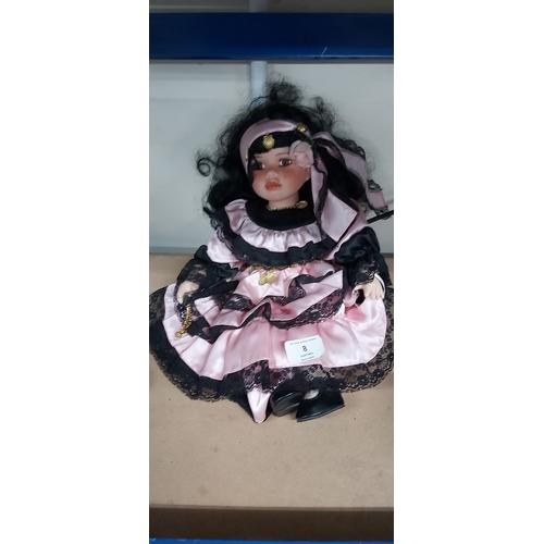 8 - Gypsy doll leonardo...