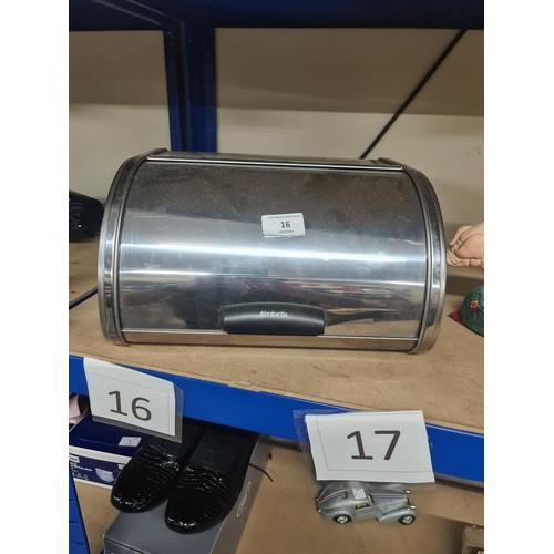 16 - Bread bin