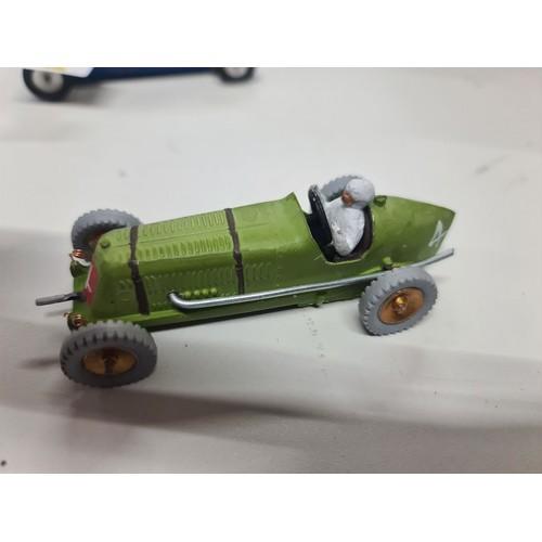 42 - scale models ltd brooklands heavy metal car