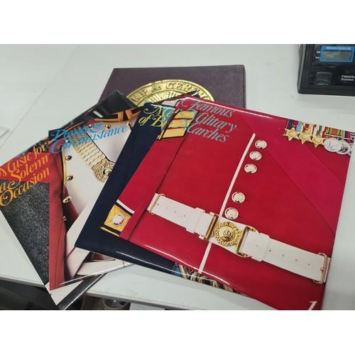 32 - Pomp & Ceremony LPs