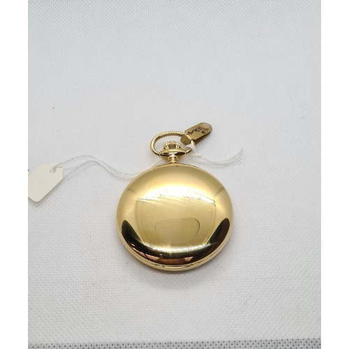 6 - Tissot Full hunter pocket watch swiss made, 17 jewels in  Super condition....