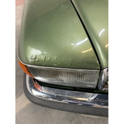 2 - Mercedes SL280 1983, rare vintage/thistle green with cream leather seats. 130k miles. Dry stored for...