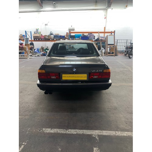 17 - BMW 750I,E32, 1989, 109K Miles, Black with Black leather interior. NCT to 09/21 Tax just expired las...
