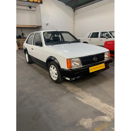 16 - Opel Kadett 1.6SR, 1982, 48k miles, 1 owner from new. Immaculate car in original as new condition. F...