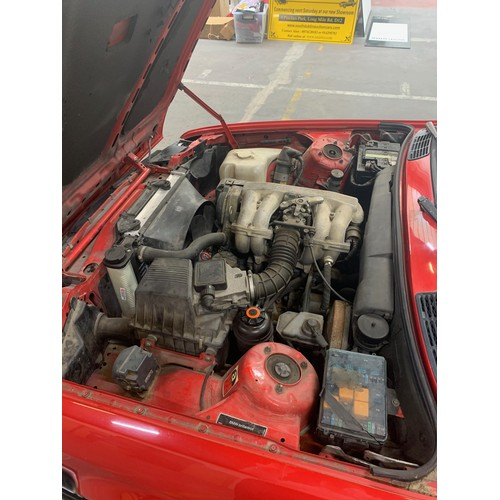 2 - BMW 318I, E30, CONVERTIBLE, 1992, 153k, Manual, 2 door. In excellent 'as original' condition with lo...