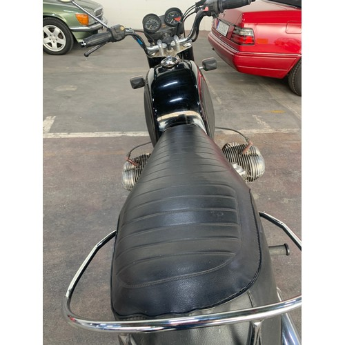 10 - 1976 BMW R75/6 62k miles. Has been in dry storage since 1998 and is running but could do with a reco...