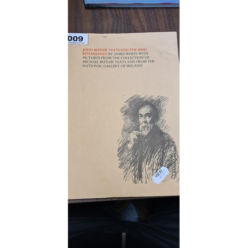 9 - John Butler Yeats and the Irish Renaissance. 1992 from the National Gallery. Soft book with images a...
