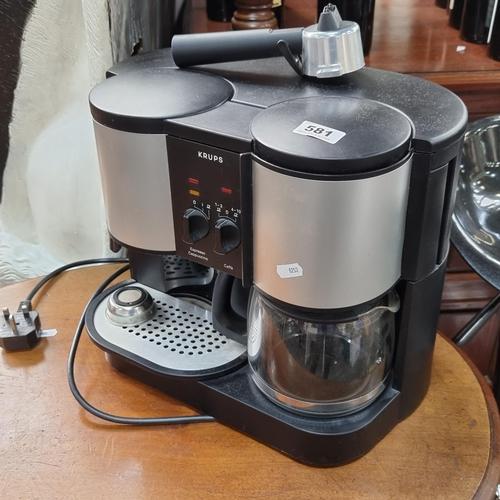 Krups Cafe Presso Crematic Coffee Maker