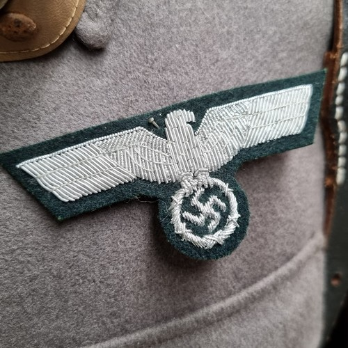 269 - Star lot : From a military museum in the Uk that has recently closed A 1933 Replica German Military ...