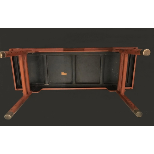 46 - CENTER CONSOLE TABLE - CHINA, PROV. SHANXI' - FIRST HALF OF 18th CENTURY Center Console-Table, entir...
