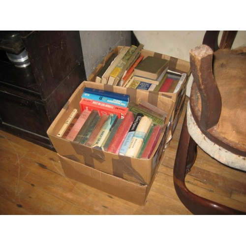 12 - 4 Boxes of Old Books...