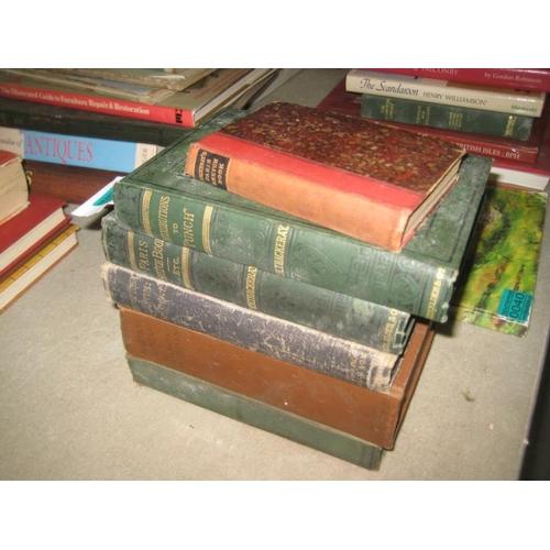 43 - Canon Sheehan (3 Vols) and Thackeray (3 Vols)...