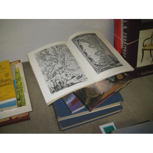56 - Italian Painting (2 Vols) and 3 other Art Interest Books...