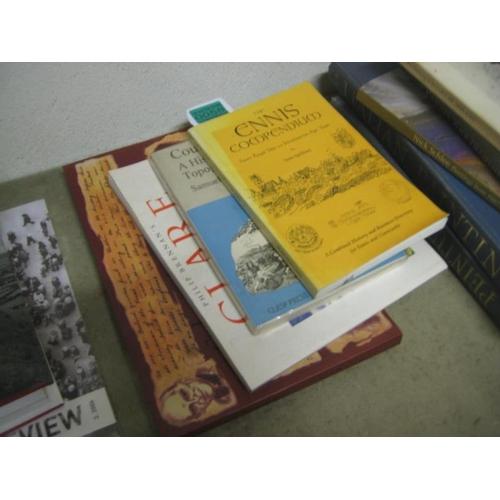 58 - 4 Clare Interest Books...
