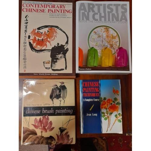 14 - 4 good Art Books - Chinese Paintings