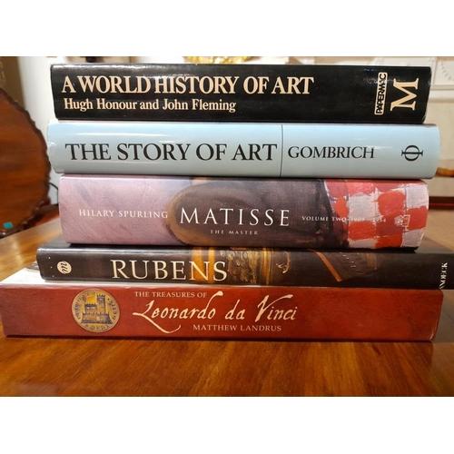 17 - 5 Art Books