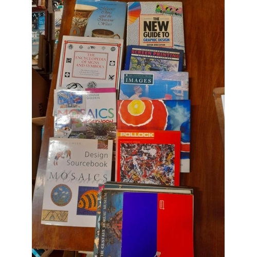 32 - Good Collection of Art Books -